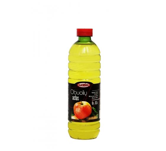 Obuolių actas 6% 0,5l